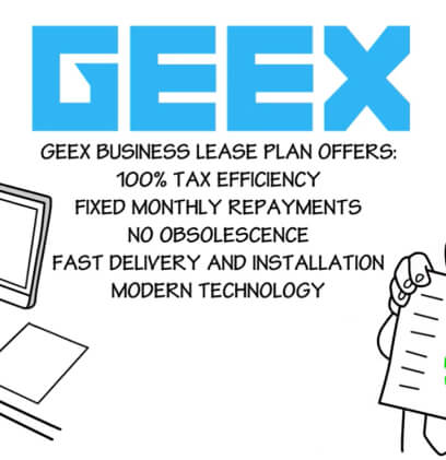 GEEX Business Lease Plan